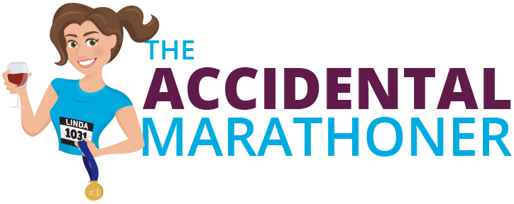 The Accidental Marathoner, Logo