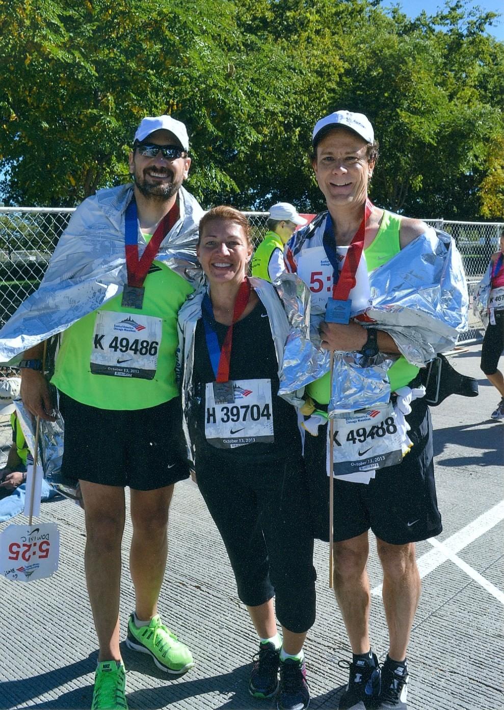 2013 Marathon Pacers