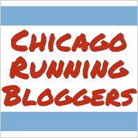 Chicago Running Bloggers Badge