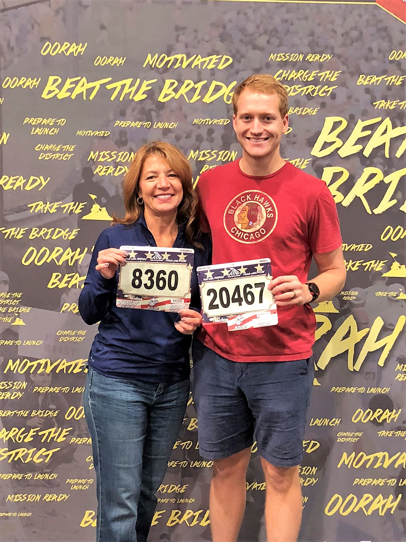 Race recap 2017 marine corps marathon the accidental for Marine corps marathon shirt 2017