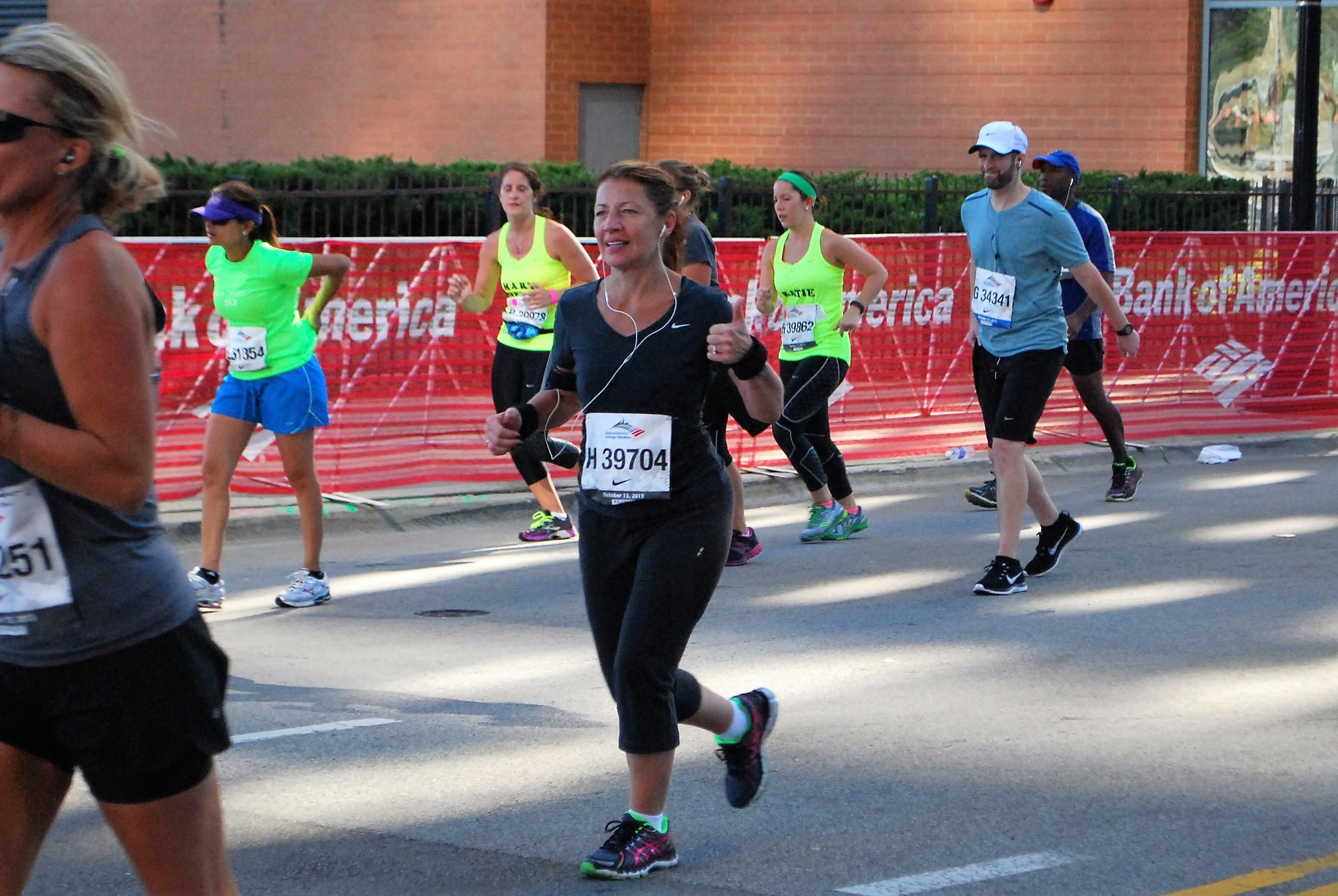 Mile 25 2013