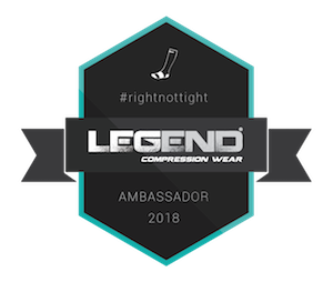 LEGEND® Compression Wear Ambassador